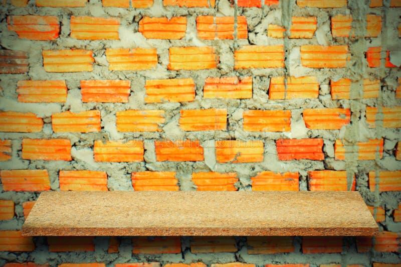 Pusty wierzchołek naturalne kamienne półki zdjęcia stock