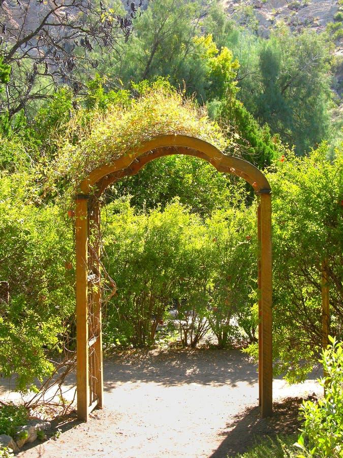 pustynia altanki zdjęcie stock