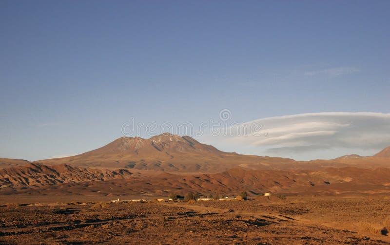 pustynia atacama zdjęcia stock