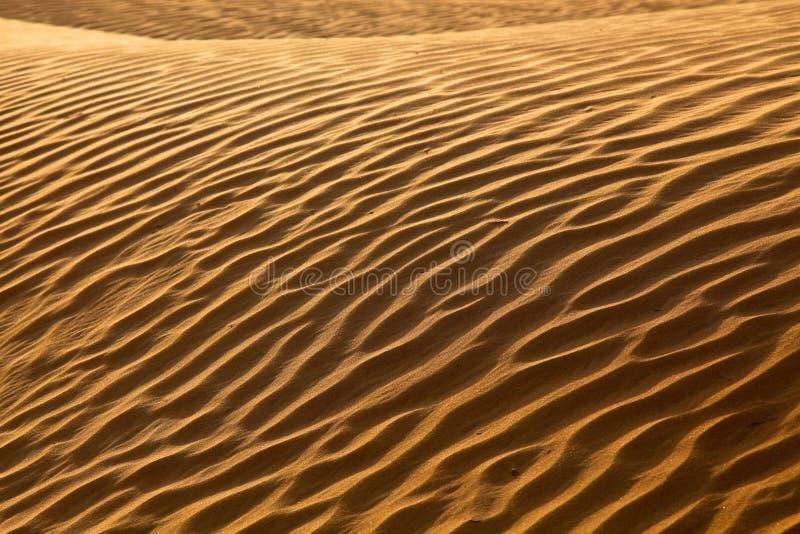 pustynia pluskotać piaska fala obrazy royalty free