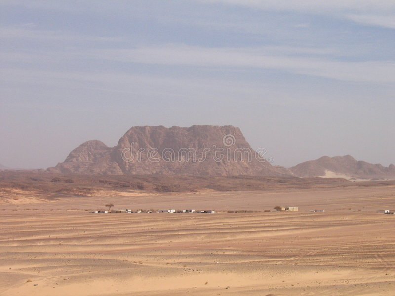 pustynne Sinai fotografia royalty free