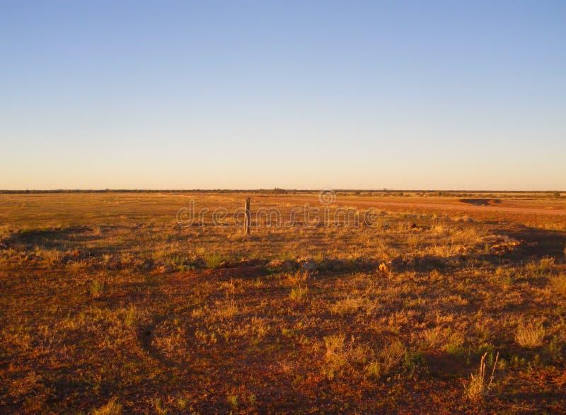 Pustynny kraj zdjęcia stock