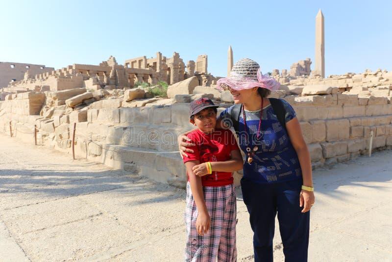 Pustynny safari przy Egipt obraz stock
