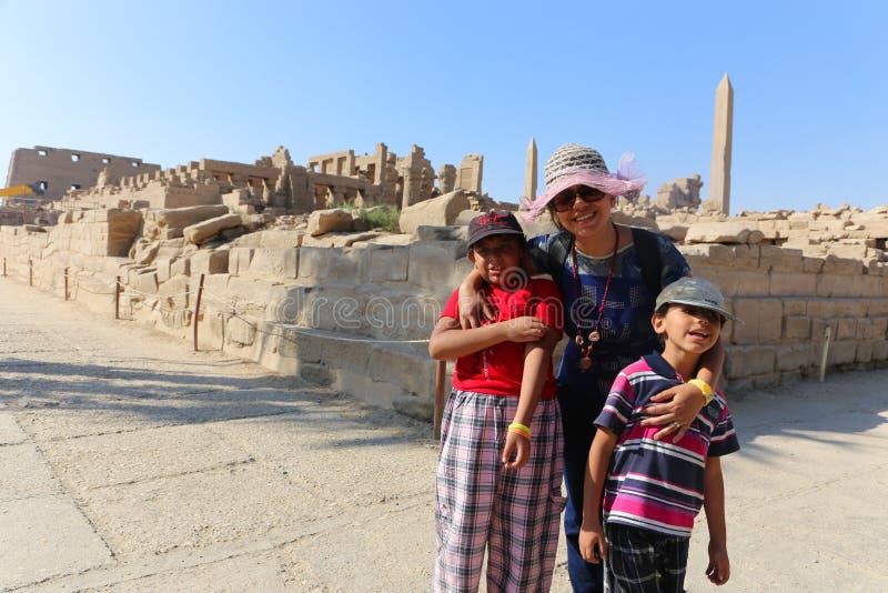 Pustynny safari przy Egipt zdjęcie stock