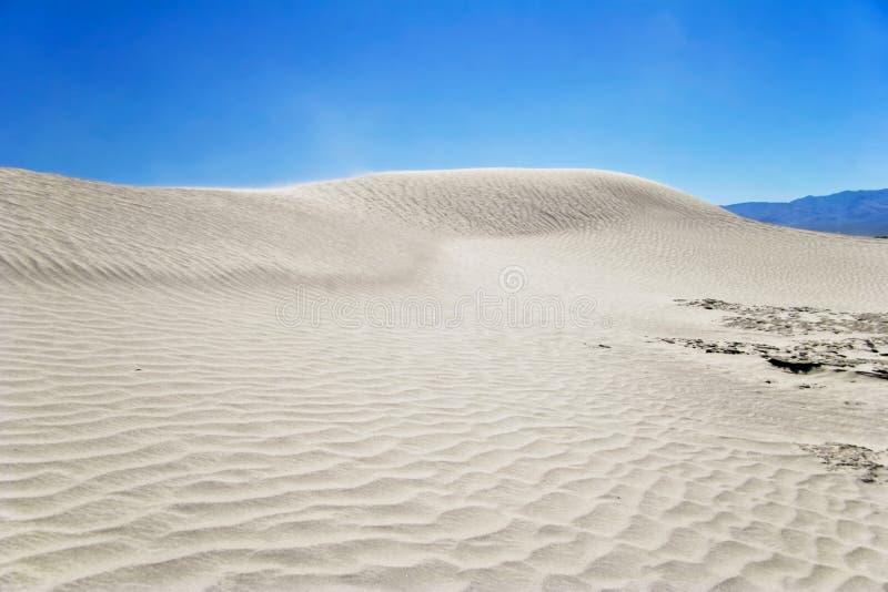 pustynny wiatr obrazy stock