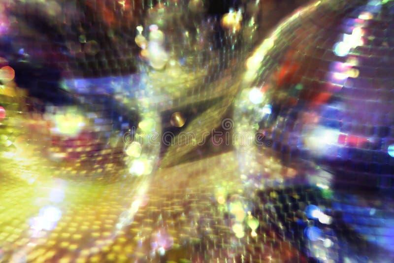 puszyste discoballs zdjęcie royalty free