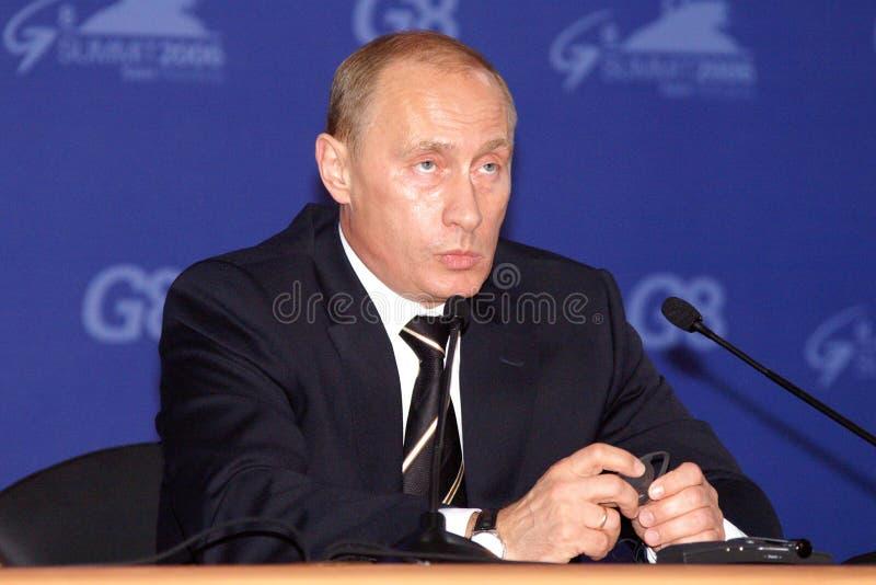 Putin Vladimir2 royalty free stock image