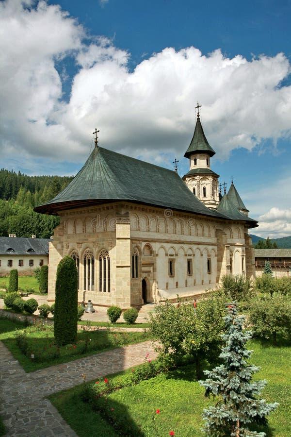 Putna Kloster lizenzfreie stockfotografie