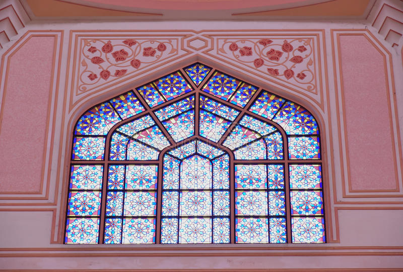 Putra-Moschee Masjid Putra stockfotos