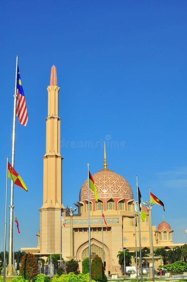 Download Putra mosque stock photo. Image of corner, great, islam - 22569812