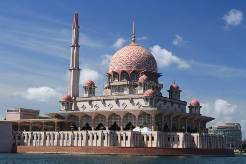 Download Putra Mosque, Putrajaya stock photo. Image of asia, detail - 15683248