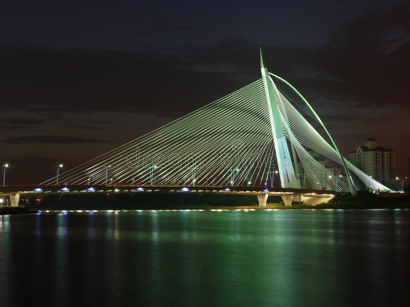 putrajaya γεφυρών στοκ φωτογραφία με δικαίωμα ελεύθερης χρήσης