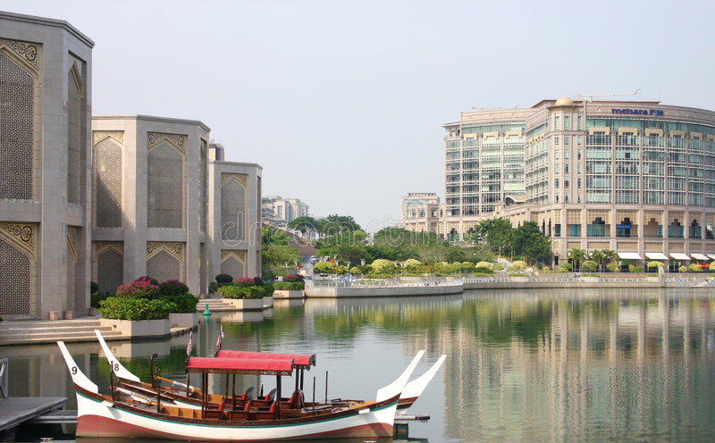 Putrajaya lizenzfreie stockfotografie