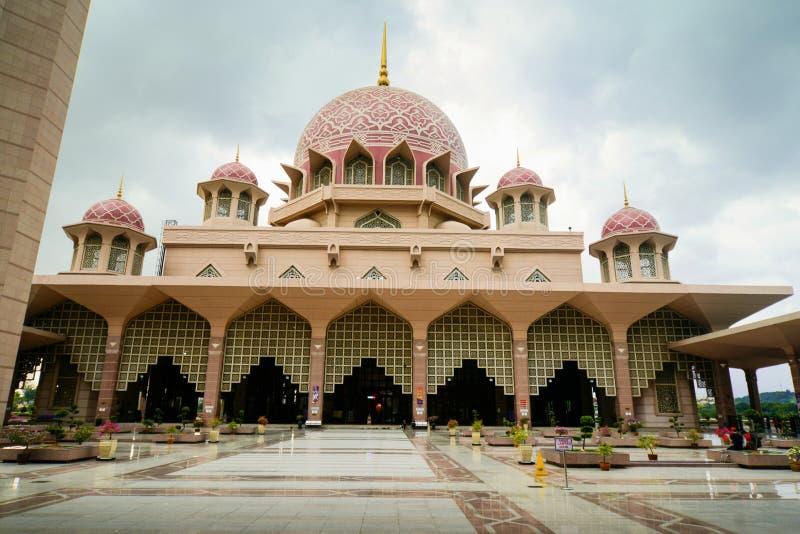 Putrajaya, administratief centrum van Maleisië royalty-vrije stock fotografie