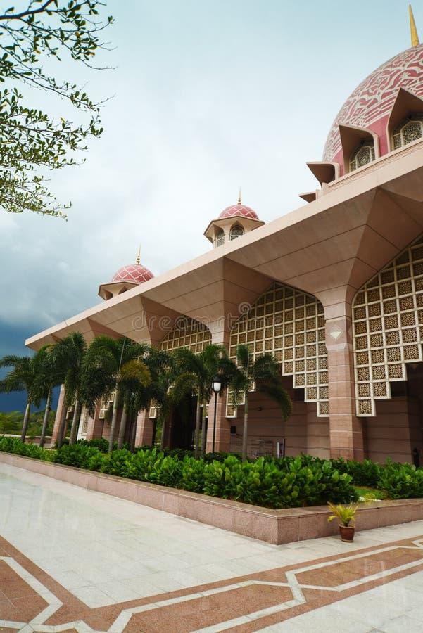 Putrajaya, administratief centrum van Maleisië stock foto