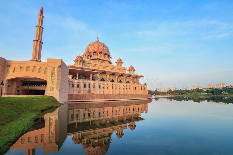 Putrajaya, Malasia fotografía de archivo