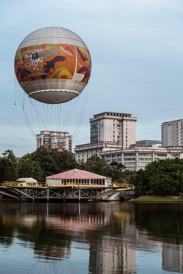 Putrajaya Malaysia arkivbilder