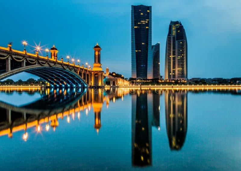 Putrajaya, Malaysia lizenzfreie stockfotografie