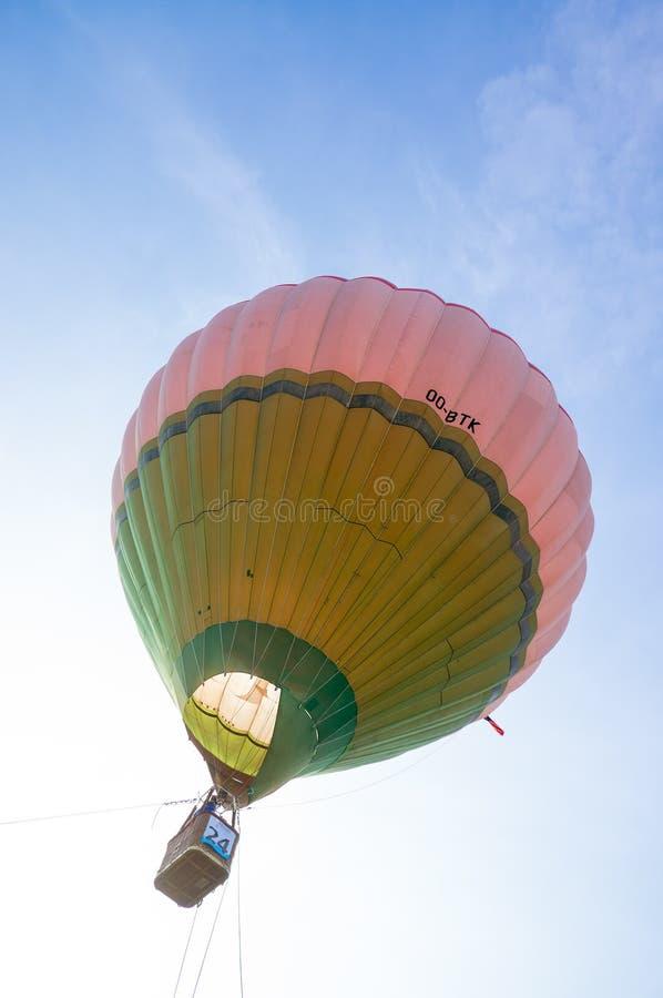 Hot Air Balloon Editorial Stock Photo