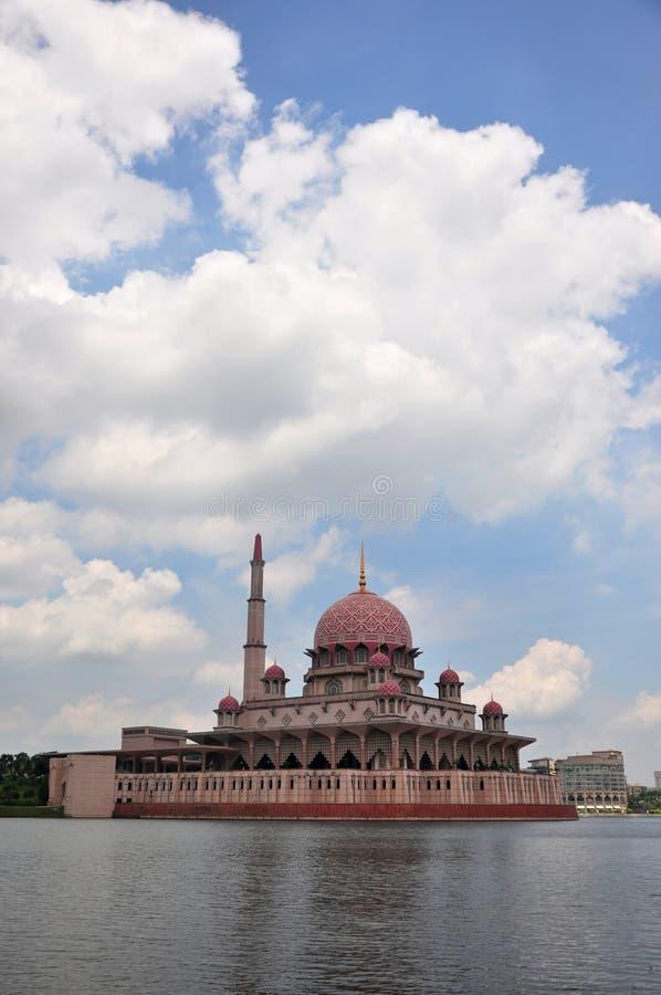 Download Putrajaya Mosque, Malaysia Royalty Free Stock Photography - Image: 14225297