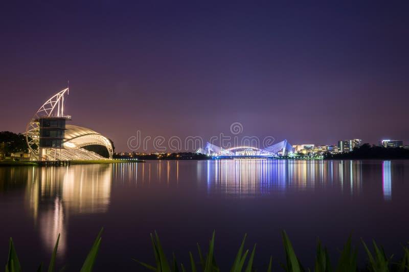 Putrajayabrug royalty-vrije stock afbeelding