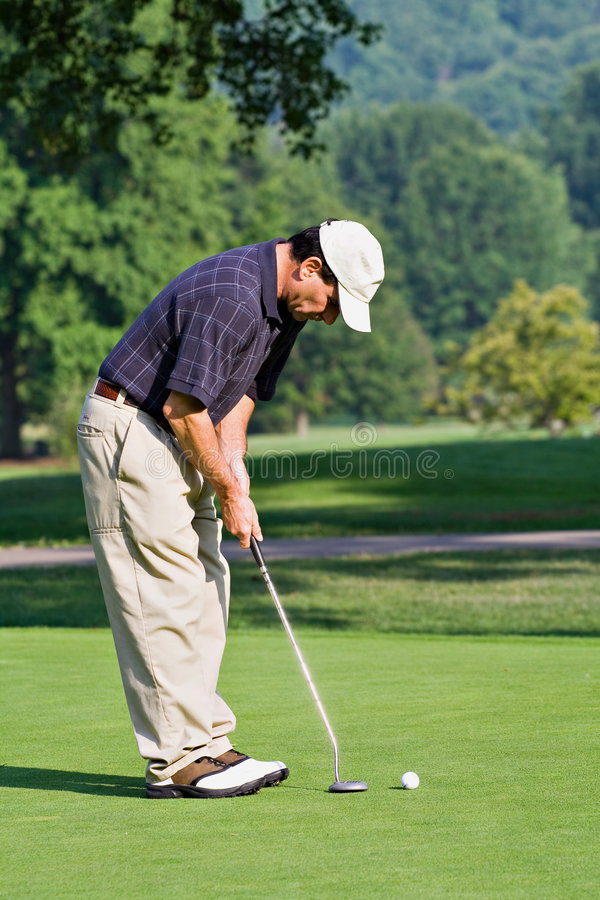 Download Putt stock image. Image of exercise, scenic, season, course - 2903247