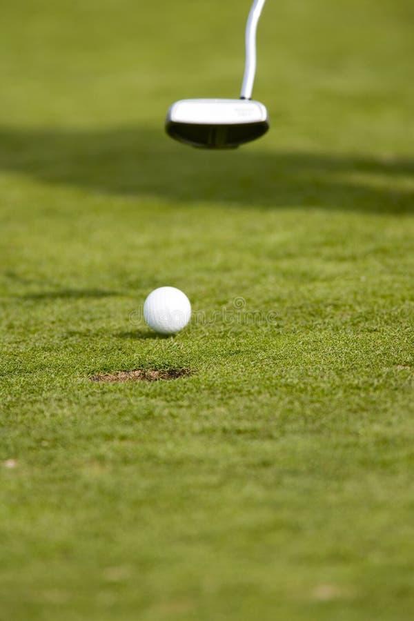 Download Putt stock image. Image of finger, golfball, start, sport - 696159