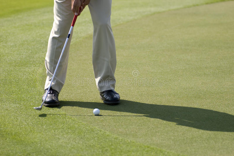 Download Putt Practice Stock Photography - Image: 17889082