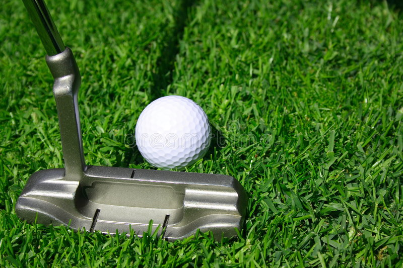 Download Putter Royalty Free Stock Photos - Image: 2300688