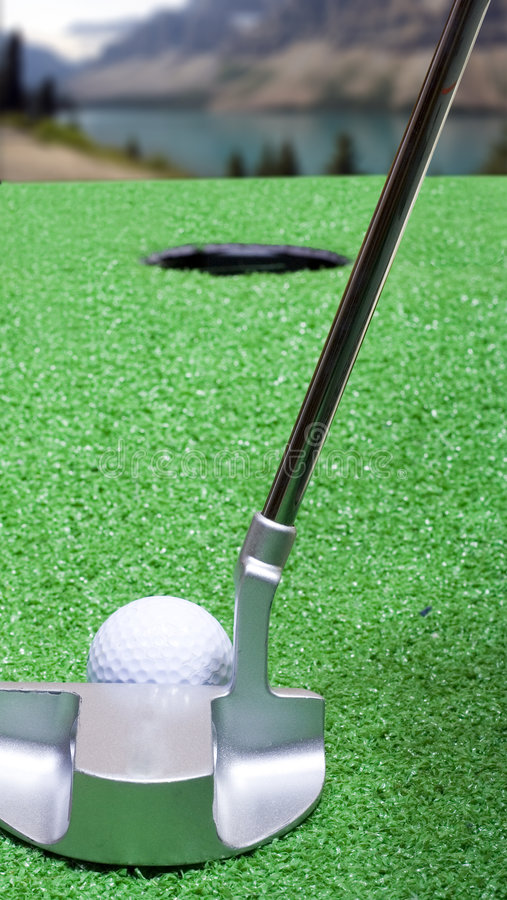 Free Putter Stock Images - 8419904