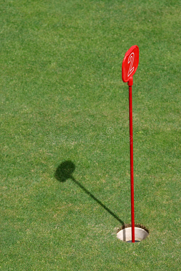 Free Putting Green Royalty Free Stock Images - 2515019