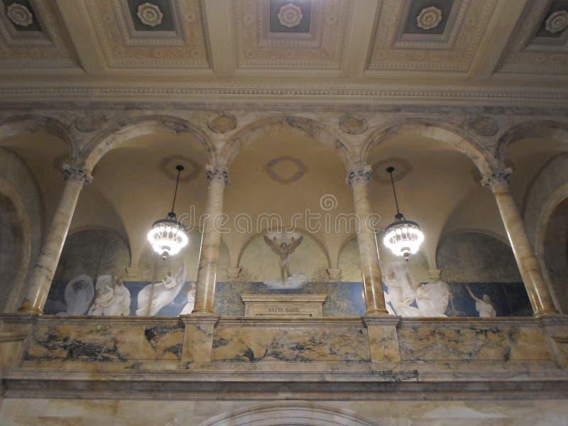 Puvis De Chavannes Gallery, McKim Building, Boston Public