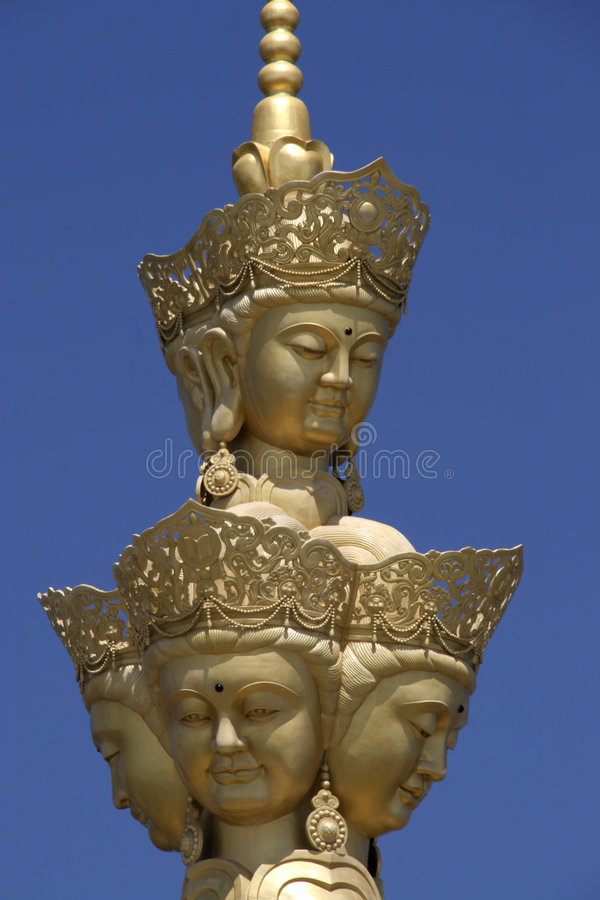 Free Puxian Buddha Statue Royalty Free Stock Photography - 6622067