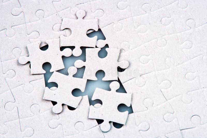 Puzzel royalty-vrije stock fotografie