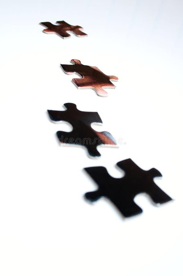 Puzzle 01 photo stock