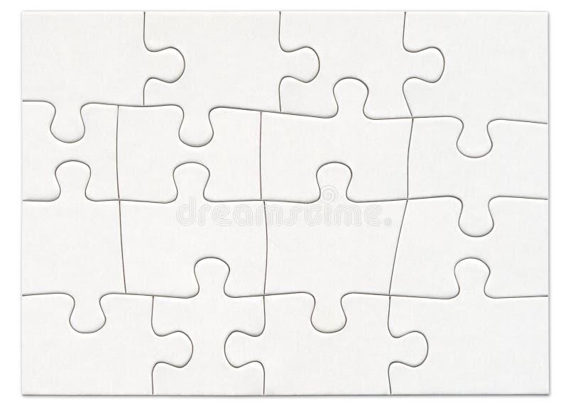 Puzzle 1 immagine stock libera da diritti
