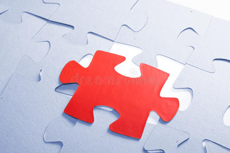 Download Puzzle stock photo. Image of teamwork, solution, part - 12149142