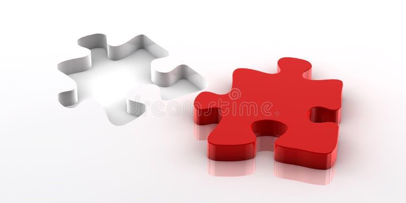 Puzzle illustrazione di stock illustrazione di sfida - Collegamento stampabile un puzzle pix ...