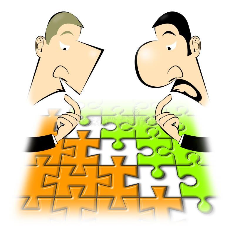 Free Puzzle Stock Photo - 21582810