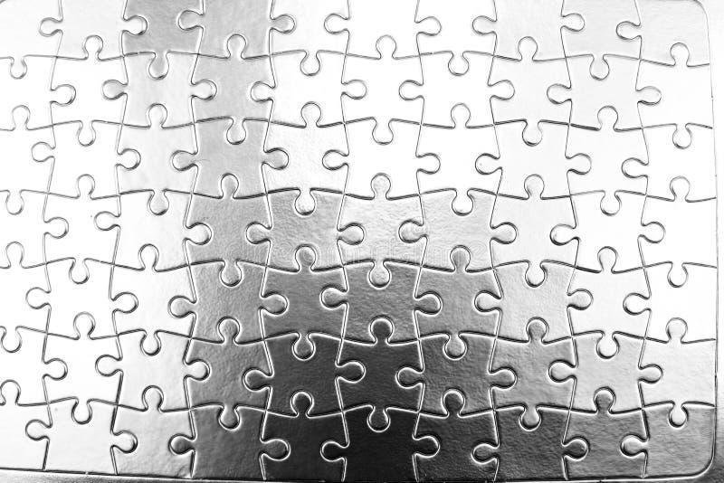 Puzzle photo stock
