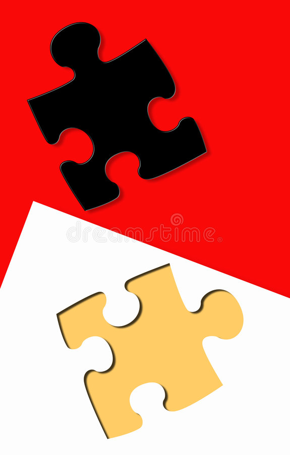 Download Puzzle stock illustration. Image of game, backdrop, conceptual - 4664011