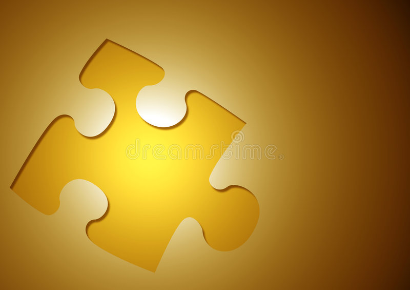Download Puzzle stock illustration. Image of form, illustration - 4664061