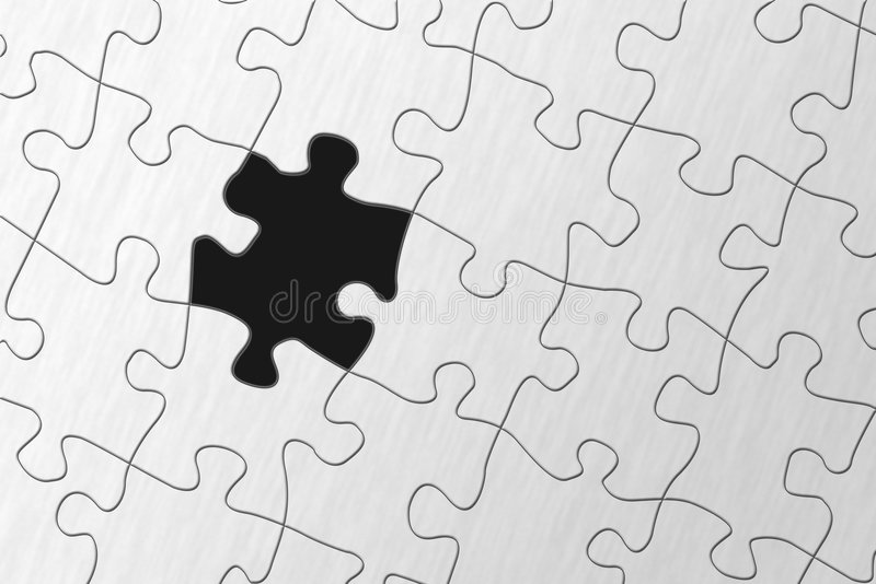 puzzle zdjęcia royalty free