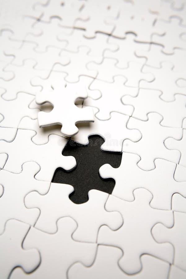 Puzzle fotografie stock libere da diritti