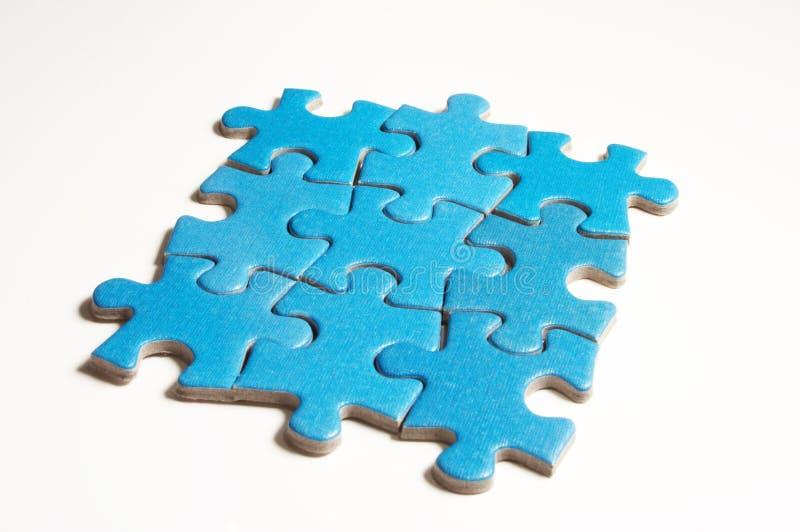 puzzle zdjęcie royalty free