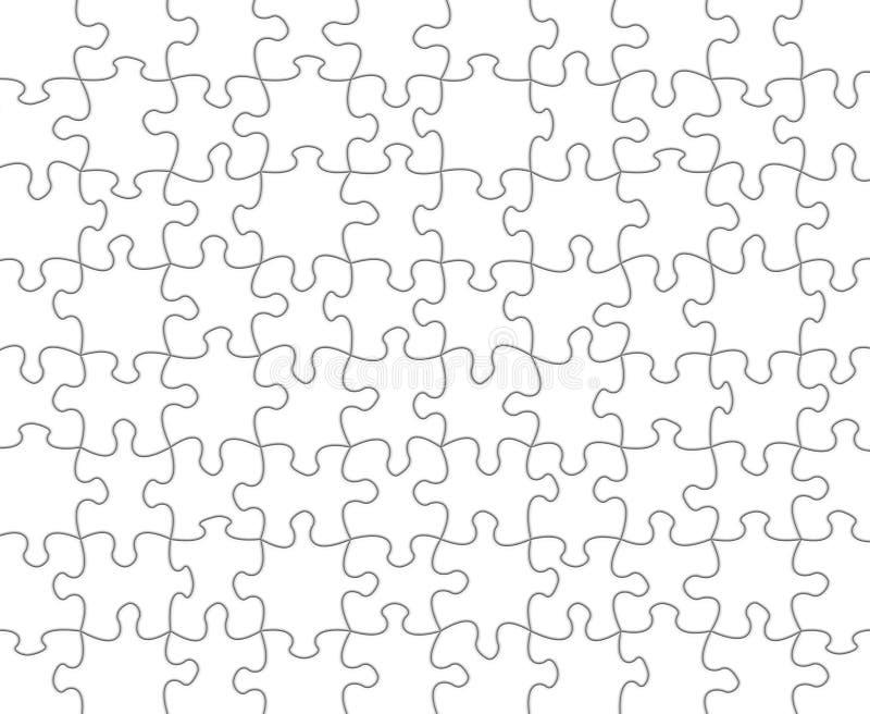 Puzzle background royalty free stock photo