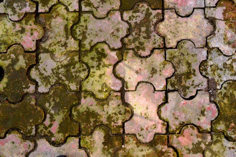 Puzzle. Background puzzle brick stock image