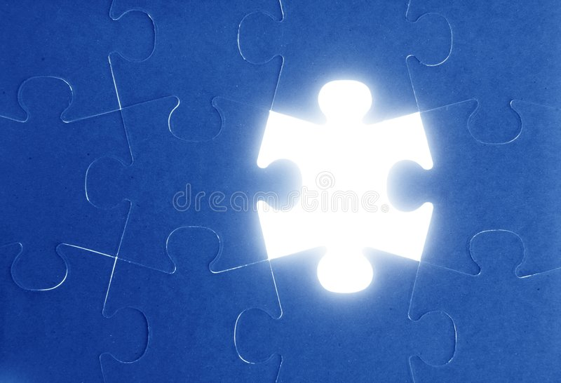 Download Puzzle, Communication Teamwork Metaphor Stock Image - Image: 8827117