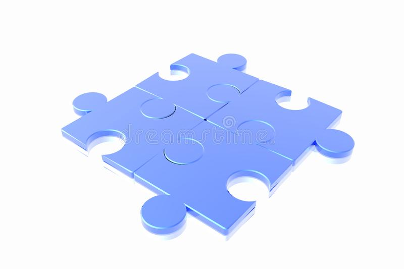 Puzzle concept stock photos
