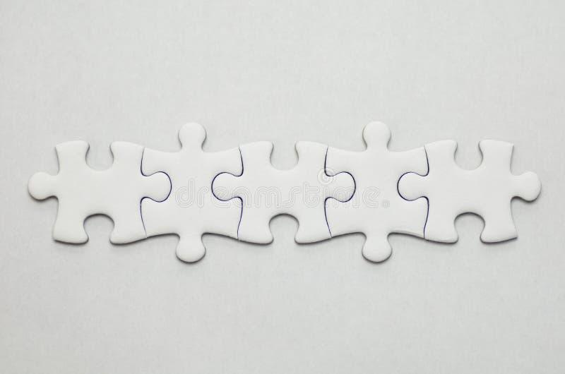 Puzzle del puzzle. fotografia stock libera da diritti